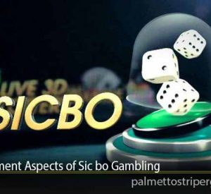 The Excitement Aspects of Sic bo Gambling